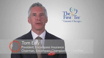 The First Tee TV Spot, 'Encompass Championship' - Thumbnail 9