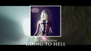 The Pretty Reckless Going to Hell TV Spot