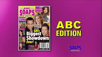 ABC Soaps In Depth TV Spot, 'General Hospital Shocker'