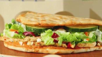 Panera Bread Flatbread Sandwiches TV Spot, 'Storybook' - Thumbnail 4