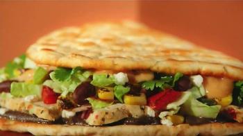 Panera Bread Flatbread Sandwiches TV Spot, 'Storybook' - Thumbnail 7