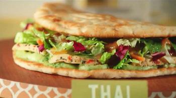 Panera Bread Flatbread Sandwiches TV Spot, 'Storybook' - Thumbnail 9