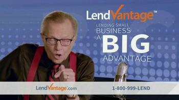 LendVantage TV Spot Featuring Larry King - Thumbnail 10