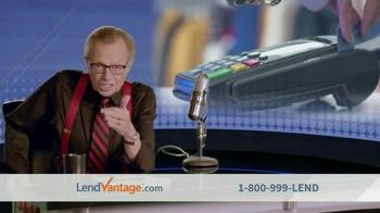 LendVantage TV Spot Featuring Larry King - Thumbnail 8