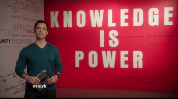 The More You Know TV Spot, 'Share Online Interests' Featuring Danny Pino - Thumbnail 7