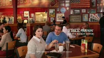 Red Robin Gourmet Burgers TV Spot, 'Two Dates'