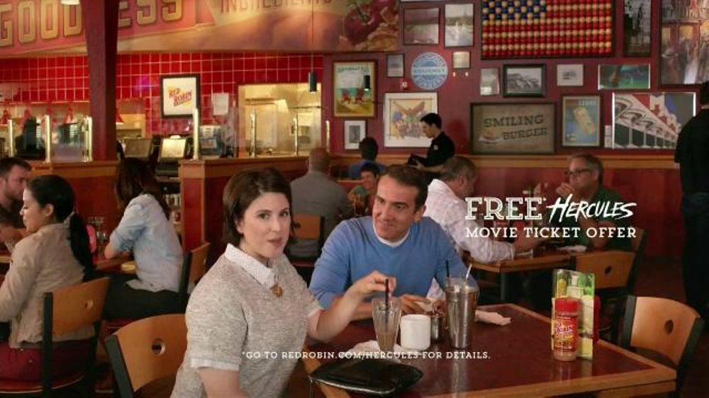 Red Robin Gourmet Burgers TV Commercial, 'Two Dates'