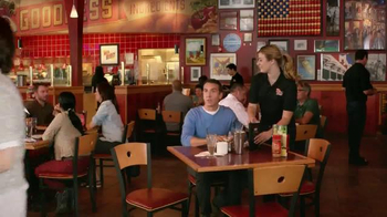 Red Robin Gourmet Burgers TV Spot, 'Two Dates' - Thumbnail 5