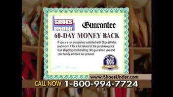 Shoes Under TV Spot - Thumbnail 6