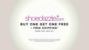 Shoedazzle.com TV Spot, 'BOGO' Song by Teddybears - Thumbnail 8