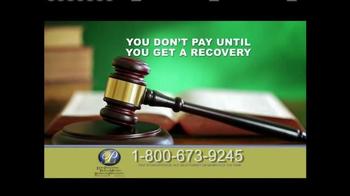 Levin Law TV Spot, 'Benicar'