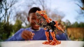 Transformers Construct Bots TV Spot, 'Whole New Way to Build' - 511 commercial airings