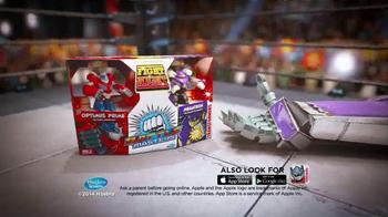 Transformers Battle Masters TV Spot