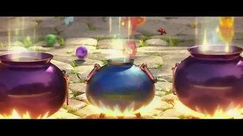 Bubble Witch 2 Saga TV Spot, 'New Witch in Town'