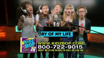 Kidz Bop 26 TV Spot - Thumbnail 8