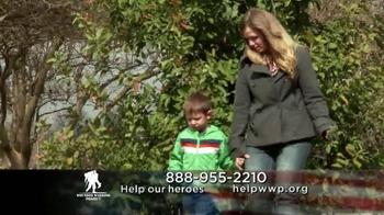 Wounded Warrior Project TV Spot, 'Jennifer' - Thumbnail 4
