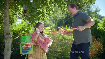 Zyrtec Indoor & Outdoor Allergy Relief TV Spot, 'Muddle No More' - Thumbnail 8