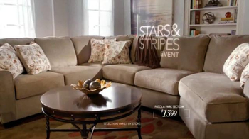 Ashley Furniture Stars & Stripes TV Spot Ft. Giuliana and Bill Rancic - Thumbnail 5