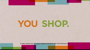 Kohl's Yes 2 You Rewards TV Spot, 'You Shop. You Earn.' - Thumbnail 1