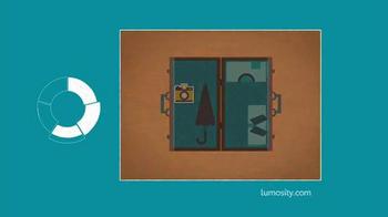 Lumosity TV Spot, 'Personal Trainer for Your Brain' - Thumbnail 5