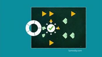 Lumosity TV Spot, 'Personal Trainer for Your Brain' - Thumbnail 7