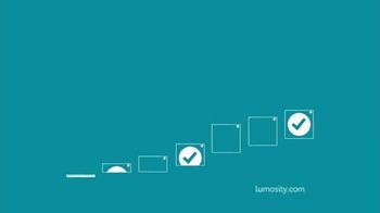 Lumosity TV Spot, 'Personal Trainer for Your Brain' - Thumbnail 9