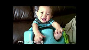 Shriners Hospitals For Children TV Spot Featuring & Song by Chris Daughtry