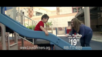Shriners Hospitals For Children TV Spot Featuring & Song by Chris Daughtry - Thumbnail 7