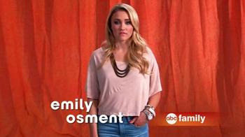ABC Family TV Spot, 'Stomp Out Bullying' - Thumbnail 5