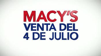 Macy's La Venta Del 4 De Julio TV Spot, 'Colchones' [Spanish] - Thumbnail 10
