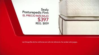 Macy's La Venta Del 4 De Julio TV Spot, 'Colchones' [Spanish] - Thumbnail 6