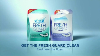 Efferdent Fresh Guard TV Spot, 'Get the Fresh Guard Clean' - Thumbnail 10