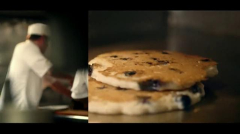 Denny's Red White and Blue Pancakes TV Spot - Thumbnail 5