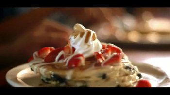 Denny's Red White and Blue Pancakes TV Spot - Thumbnail 8