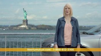 Liberty Mutual TV Spot, 'Accident Forgiveness: Parallel Parking' - 3787 commercial airings