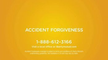 Liberty Mutual TV Spot, 'Accident Forgiveness: Parallel Parking' - Thumbnail 6