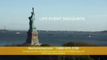 Liberty Mutual TV Spot, 'Life Event Discounts' - Thumbnail 7
