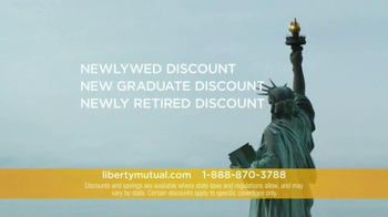 Liberty Mutual TV Spot, 'Life Event Discounts' - Thumbnail 8