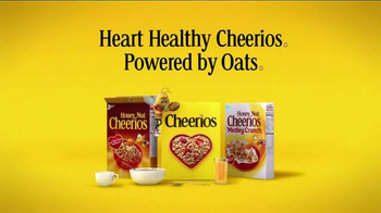 Cheerios TV Spot, 'It's All About the Oats' - Thumbnail 10