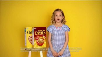 Cheerios TV Spot, 'It's All About the Oats'