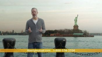 Liberty Mutual TV Spot, \'New Car Replacement and Accident Forgiveness\'