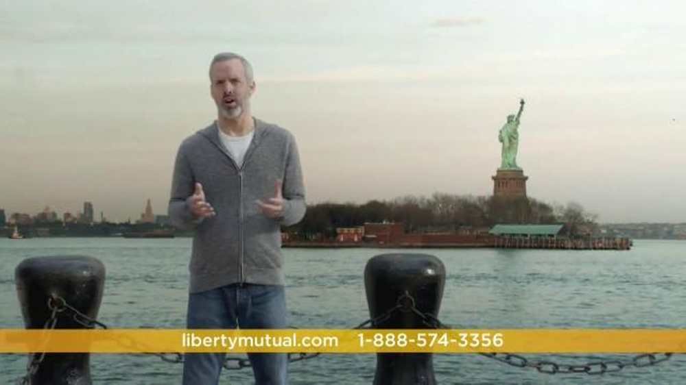 Liberty Mutual TV Commercial, 'New Car Replacement and Accident Forgiveness'
