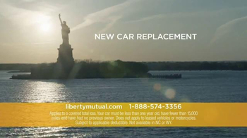 Liberty Mutual TV Spot, 'New Car Replacement and Accident Forgiveness' - Thumbnail 4