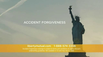 Liberty Mutual TV Spot, 'New Car Replacement and Accident Forgiveness' - Thumbnail 5