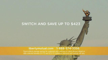 Liberty Mutual TV Spot, 'New Car Replacement and Accident Forgiveness' - Thumbnail 7
