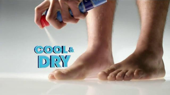 Gold Bond Powder Spray TV Spot, 'Nine Cool Feet' Feat. Shaquille O'Neal - Thumbnail 5
