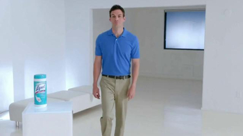 Clorox Disinfecting Wipes TV Spot, 'Disinfect More' - Thumbnail 1