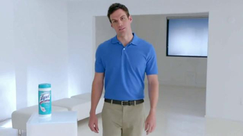 Clorox Disinfecting Wipes TV Spot, 'Disinfect More' - Thumbnail 2