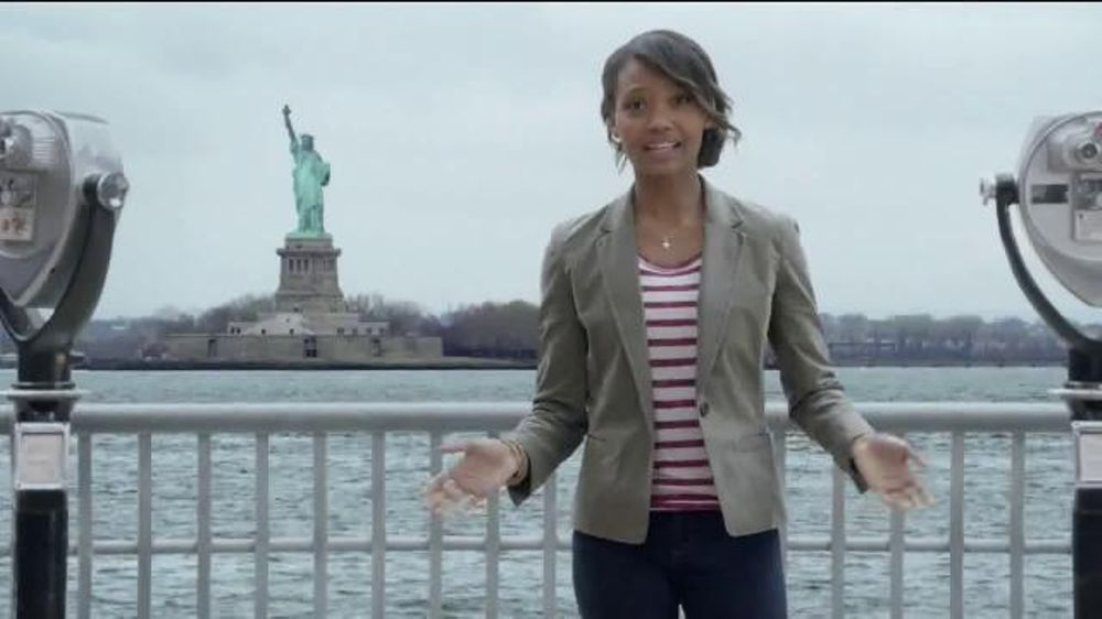 The girl asian who mutual is liberty commercial the in