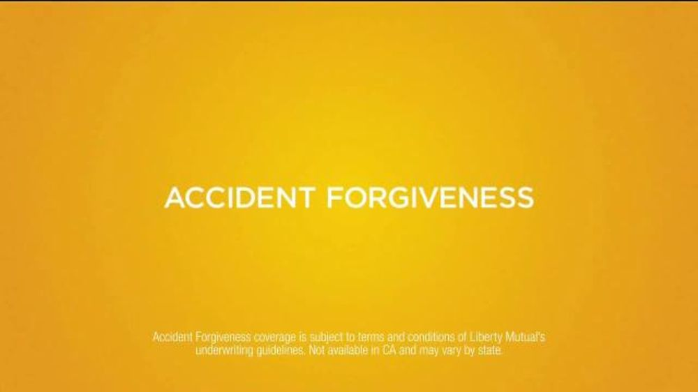 Progressive Accident Forgiveness >> Liberty Mutual TV Commercial, 'Accident Forgiveness: Paying on Time' - iSpot.tv